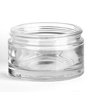Skincare Glass Jar