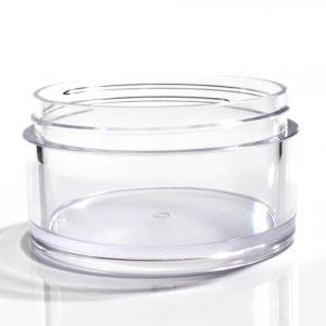 Skincare Plastic Jars